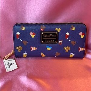 Loungefly Bags - Disney Parks Loungefly Snack Food Wallet
